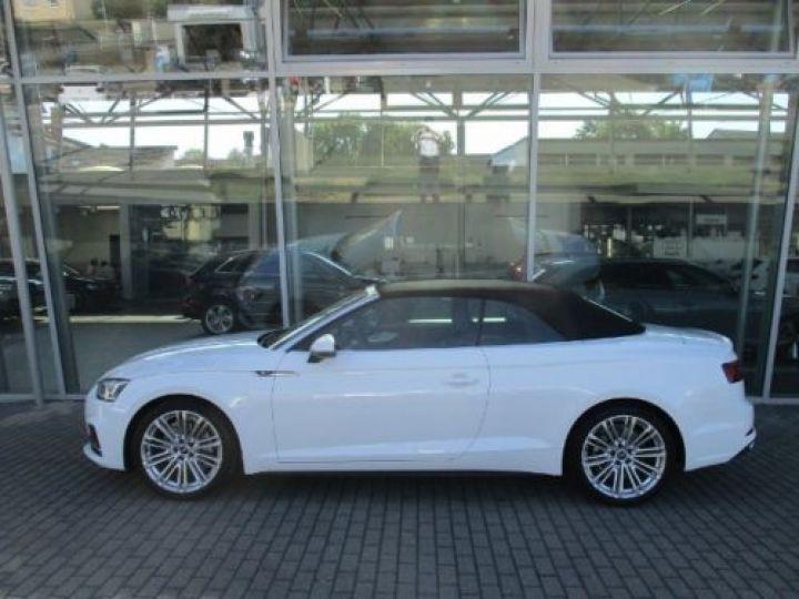 Audi A5 2.0 TFSI 190CH S LINE BLANC Occasion - 2