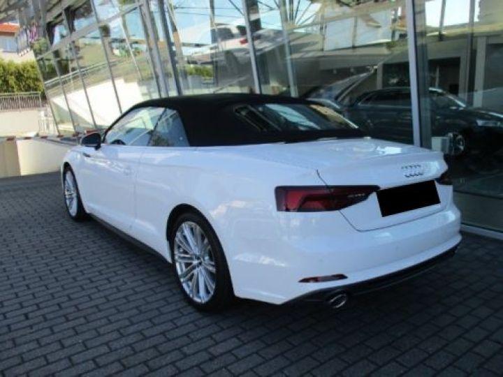 Audi A5 2.0 TFSI 190CH S LINE BLANC Occasion - 3