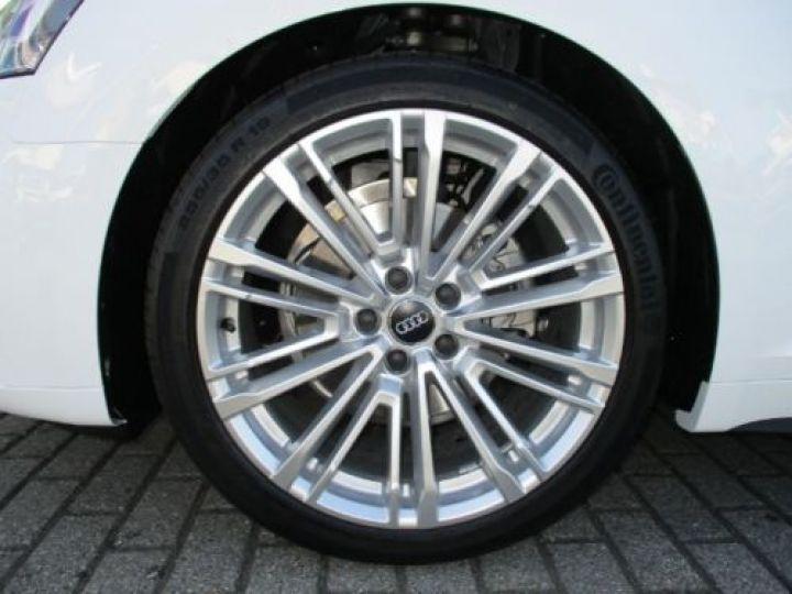 Audi A5 2.0 TFSI 190CH S LINE BLANC Occasion - 4
