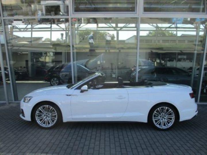 Audi A5 2.0 TFSI 190CH S LINE BLANC Occasion - 6