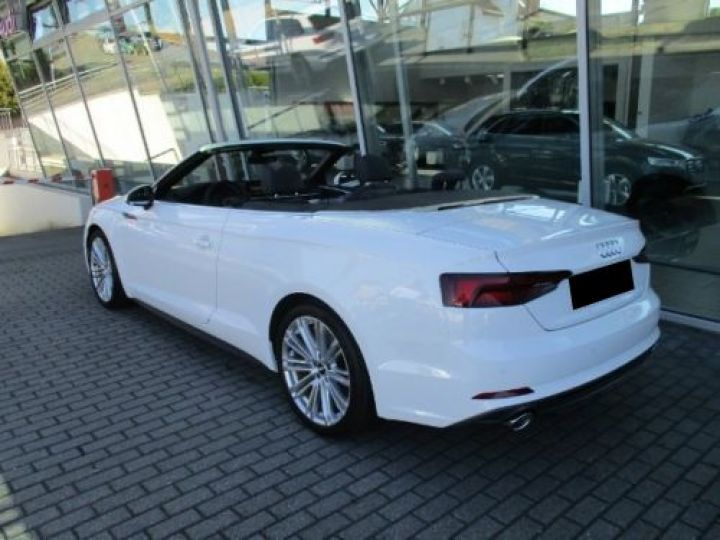 Audi A5 2.0 TFSI 190CH S LINE BLANC Occasion - 7