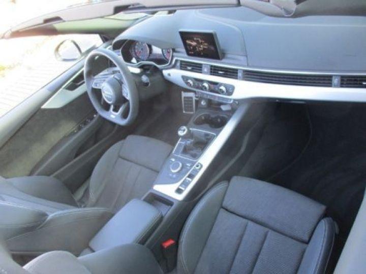 Audi A5 2.0 TFSI 190CH S LINE BLANC Occasion - 9