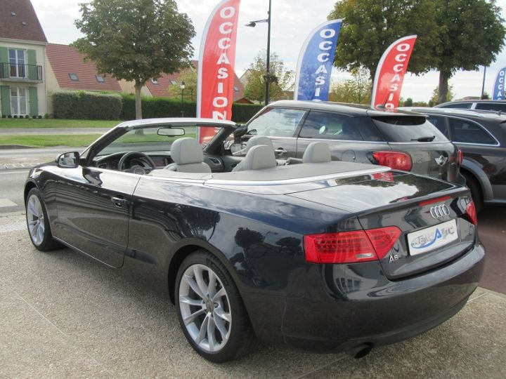 Audi A5 2.0 TFSI 211CH AMBITION LUXE MULTITRONIC BLEU FONCE Occasion - 3