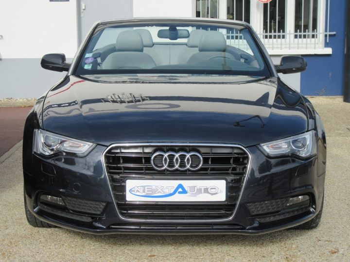 Audi A5 2.0 TFSI 211CH AMBITION LUXE MULTITRONIC BLEU FONCE Occasion - 12