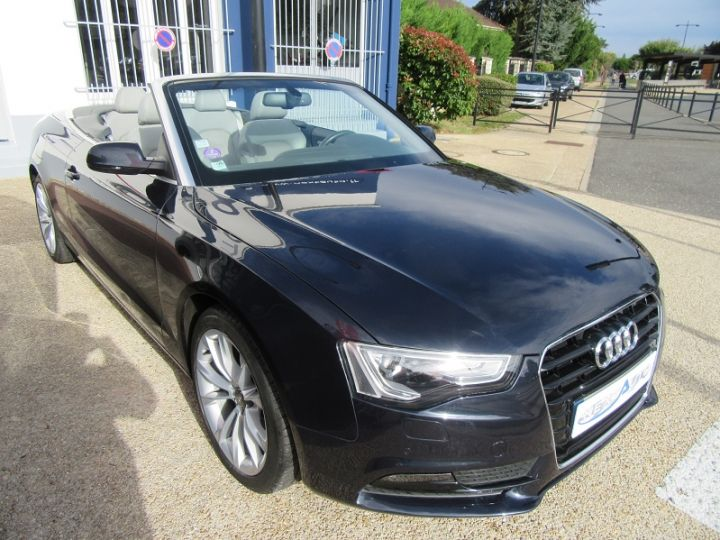 Audi A5 2.0 TFSI 211CH AMBITION LUXE MULTITRONIC BLEU FONCE Occasion - 14