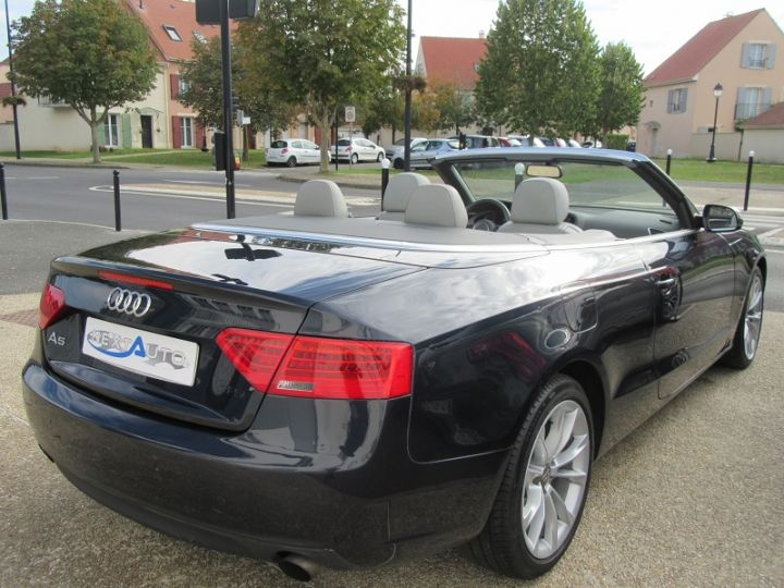 Audi A5 2.0 TFSI 211CH AMBITION LUXE MULTITRONIC BLEU FONCE Occasion - 15