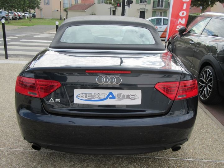 Audi A5 2.0 TFSI 211CH AMBITION LUXE MULTITRONIC BLEU FONCE Occasion - 18