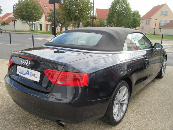 Audi A5 2.0 TFSI 211CH AMBITION LUXE MULTITRONIC BLEU FONCE Occasion - 19