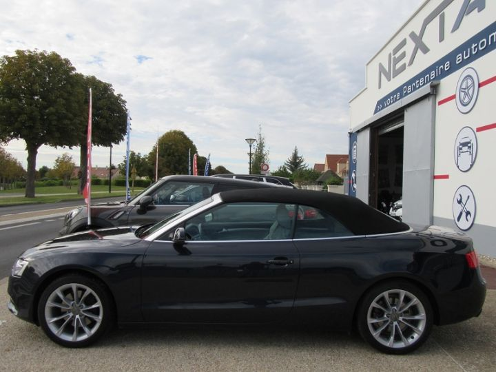Audi A5 2.0 TFSI 211CH AMBITION LUXE MULTITRONIC BLEU FONCE Occasion - 20