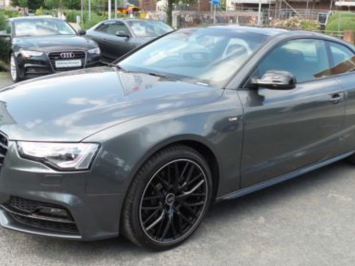 Audi A5 2.0 TFSI 225CH S LINE QUATTRO S TRONIC 7 EURO6 GRIS DAYTONA - 1