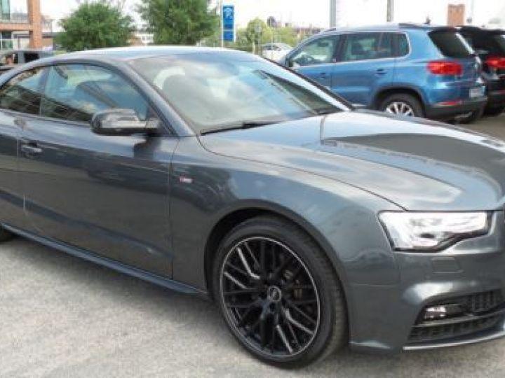 Audi A5 2.0 TFSI 225CH S LINE QUATTRO S TRONIC 7 EURO6 GRIS DAYTONA - 2