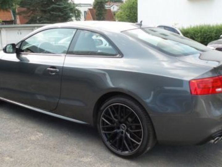 Audi A5 2.0 TFSI 225CH S LINE QUATTRO S TRONIC 7 EURO6 GRIS DAYTONA - 4