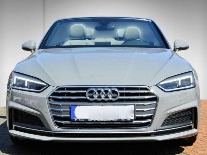 Audi A5 2.0 TFSI S-LINE GRIS NARDO - 3