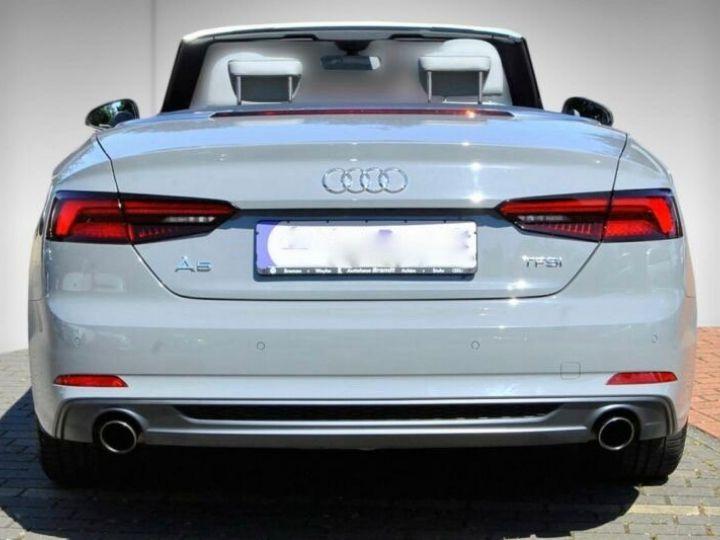 Audi A5 2.0 TFSI S-LINE GRIS NARDO - 4