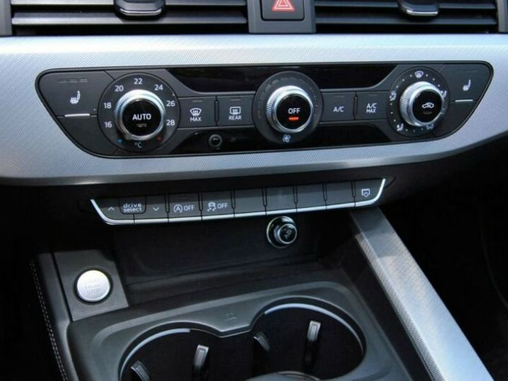 Audi A5 2.0 TFSI S-LINE GRIS NARDO - 10