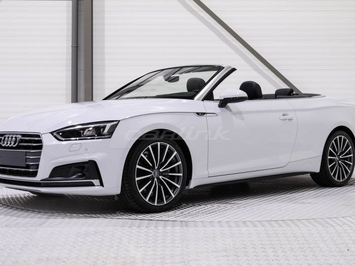 Audi A5 2.0l tdi cabriolet S-Line  - 1
