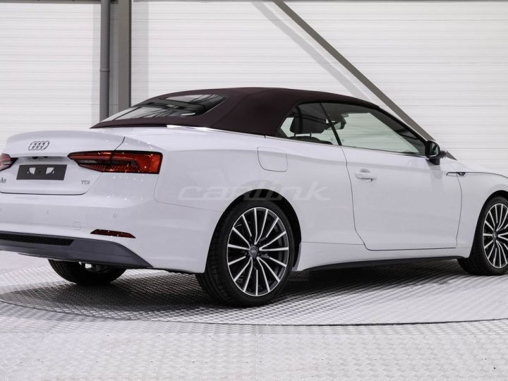 Audi A5 2.0l tdi cabriolet S-Line  - 4