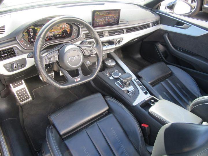 Audi A5 3.0 TDI 218CH S LINE QUATTRO S TRONIC 7 NOIR Occasion - 2