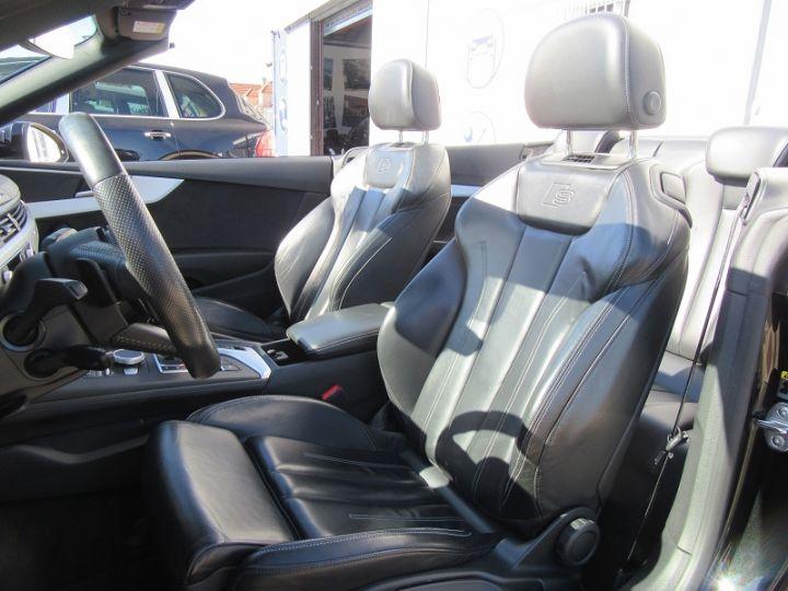 Audi A5 3.0 TDI 218CH S LINE QUATTRO S TRONIC 7 NOIR Occasion - 4