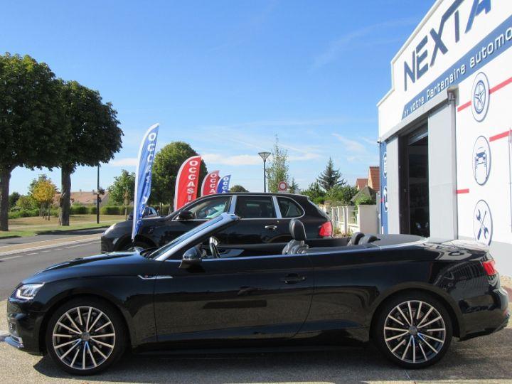 Audi A5 3.0 TDI 218CH S LINE QUATTRO S TRONIC 7 NOIR Occasion - 5