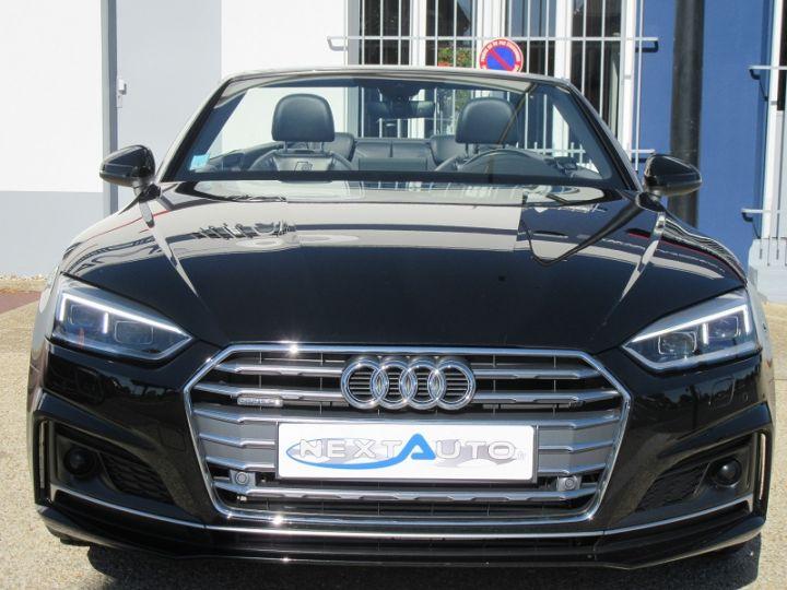 Audi A5 3.0 TDI 218CH S LINE QUATTRO S TRONIC 7 NOIR Occasion - 7