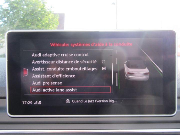 Audi A5 3.0 TDI 218CH S LINE QUATTRO S TRONIC 7 NOIR Occasion - 12
