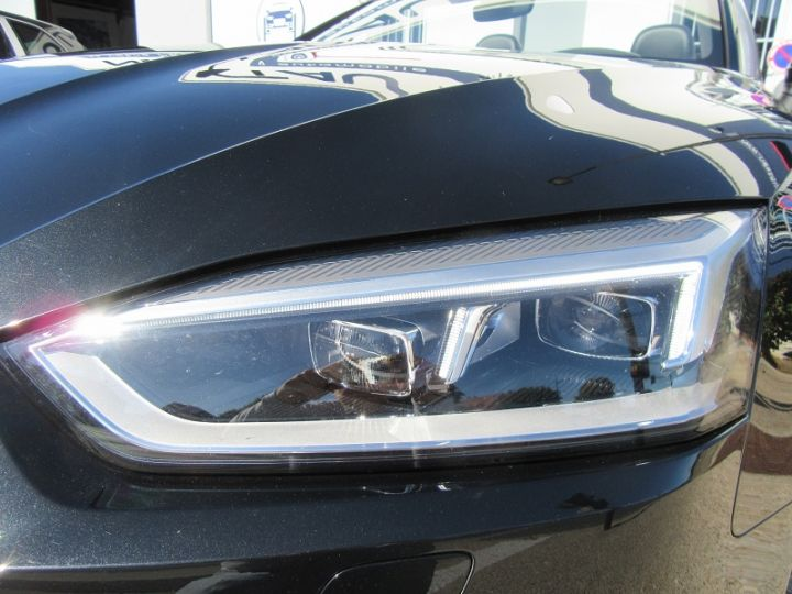 Audi A5 3.0 TDI 218CH S LINE QUATTRO S TRONIC 7 NOIR Occasion - 14