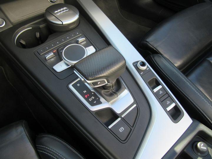 Audi A5 3.0 TDI 218CH S LINE QUATTRO S TRONIC 7 NOIR Occasion - 16