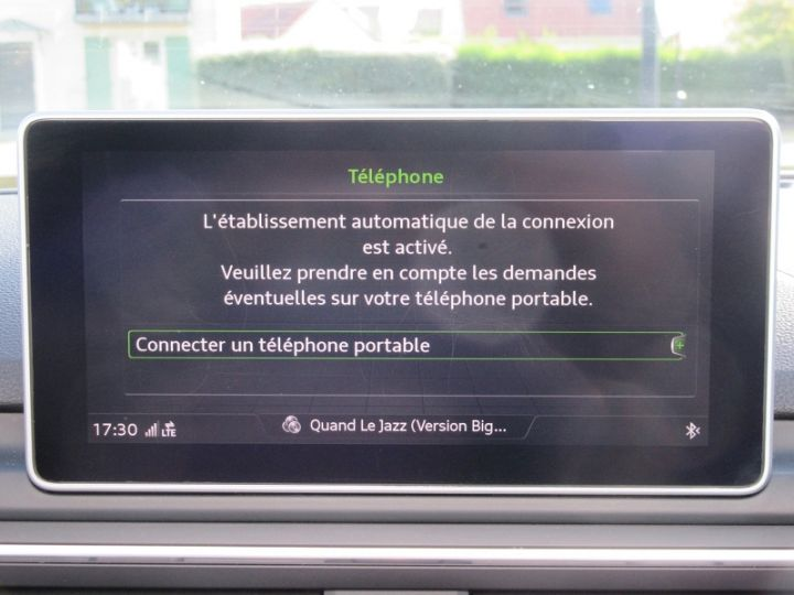 Audi A5 3.0 TDI 218CH S LINE QUATTRO S TRONIC 7 NOIR Occasion - 20