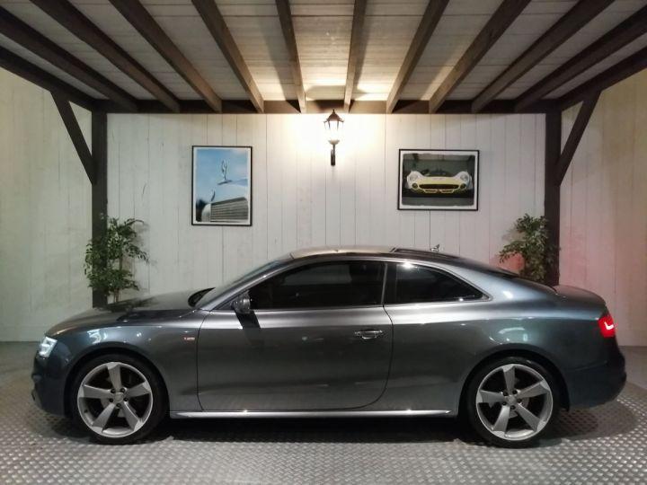 Audi A5 3.0 TDI 245 CV SLINE QUATTRO BVA Gris - 1