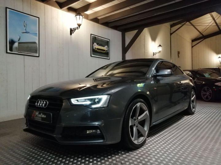 Audi A5 3.0 TDI 245 CV SLINE QUATTRO BVA Gris - 2