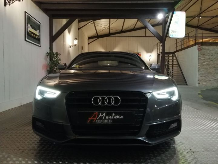 Audi A5 3.0 TDI 245 CV SLINE QUATTRO BVA Gris - 3