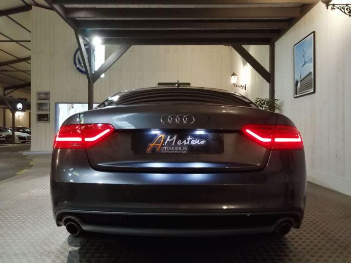 Audi A5 3.0 TDI 245 CV SLINE QUATTRO BVA Gris - 4