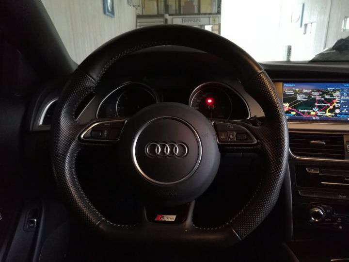 Audi A5 3.0 TDI 245 CV SLINE QUATTRO BVA Gris - 7