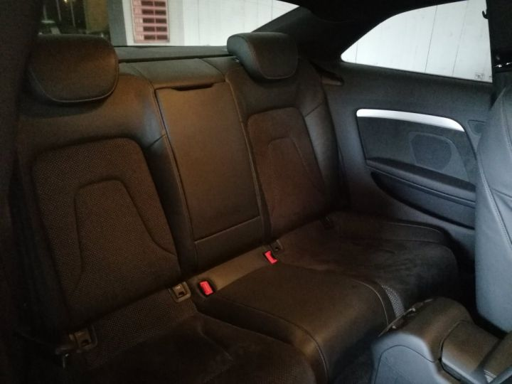 Audi A5 3.0 TDI 245 CV SLINE QUATTRO BVA Gris - 9