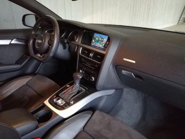 Audi A5 3.0 TDI 245 CV SLINE QUATTRO BVA Gris - 6