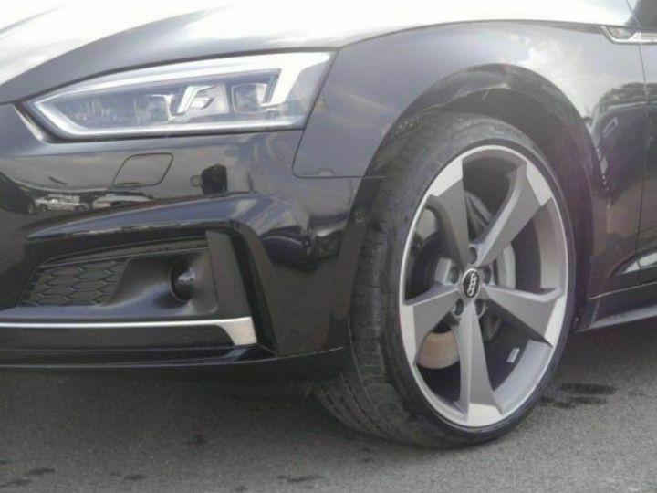 Audi A5 3.0 TDI 286 quattro S line (04/2018) noir métal - 3