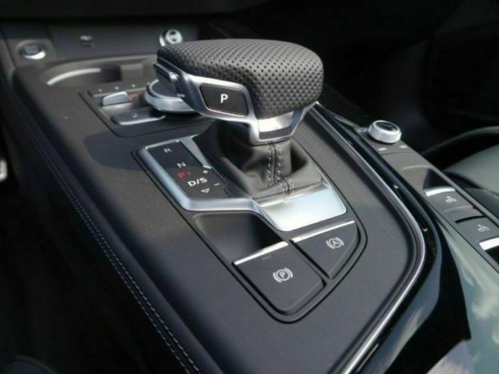 Audi A5 3.0 TDI 286 quattro S line (04/2018) noir métal - 9