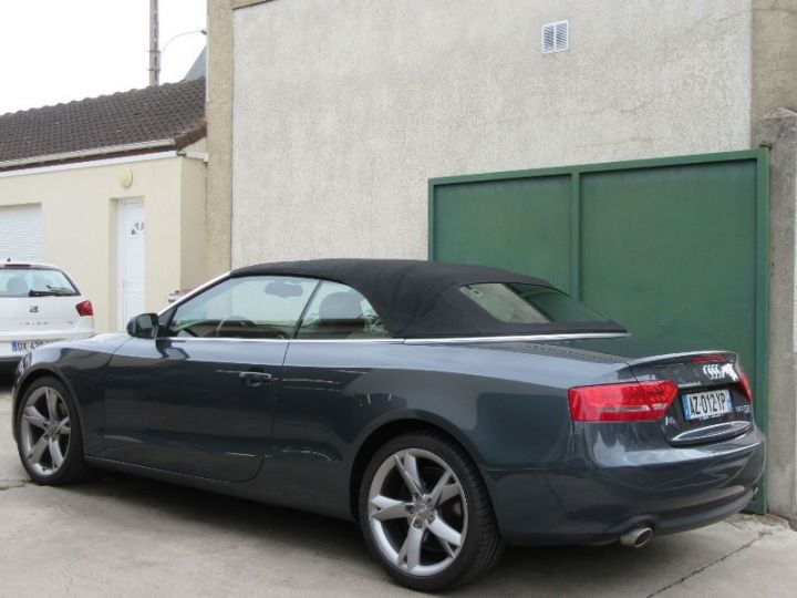 Audi A5 3.0 V6 TDI 240CH DPF AMBITION LUXE QUATTRO S TRONIC 7 GRIS FONCE Occasion - 9