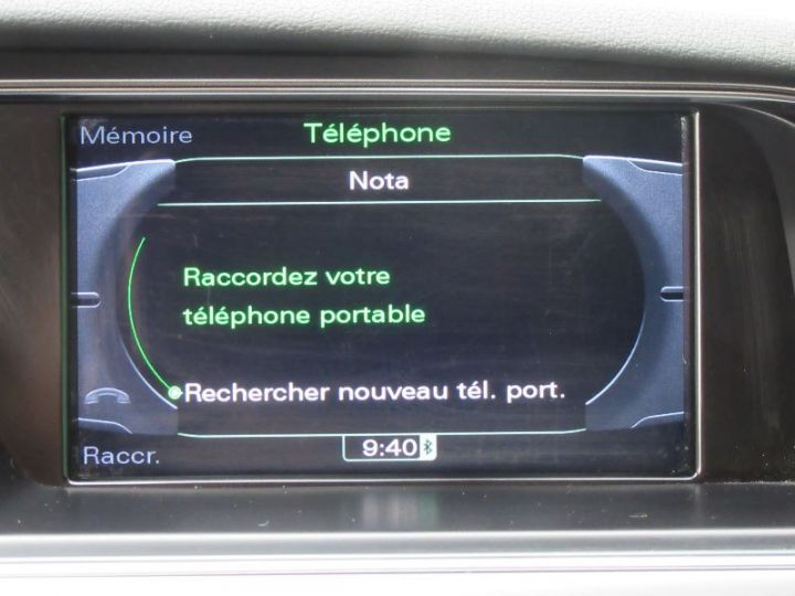 Audi A5 3.0 V6 TDI 240CH DPF AMBITION LUXE QUATTRO S TRONIC 7 GRIS FONCE Occasion - 12