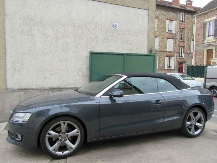 Audi A5 3.0 V6 TDI 240CH DPF AMBITION LUXE QUATTRO S TRONIC 7 GRIS FONCE Occasion - 16