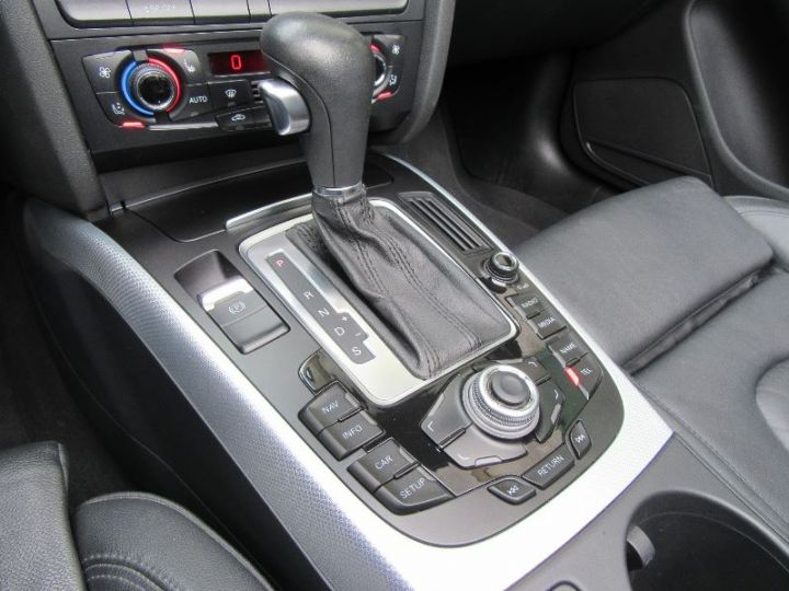 Audi A5 3.0 V6 TDI 240CH DPF AMBITION LUXE QUATTRO S TRONIC 7 GRIS FONCE Occasion - 19