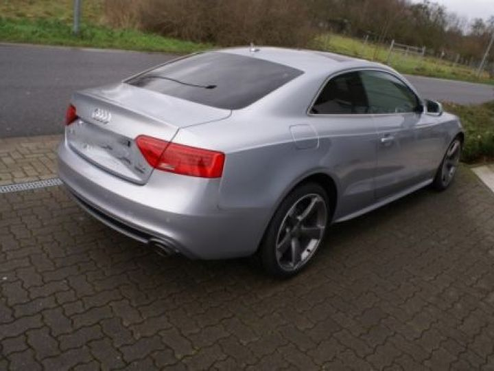 Audi A5 3.0 V6 TDI 245CH S LINE QUATTRO S TRONIC 7 GRIS  METALISEE - 3
