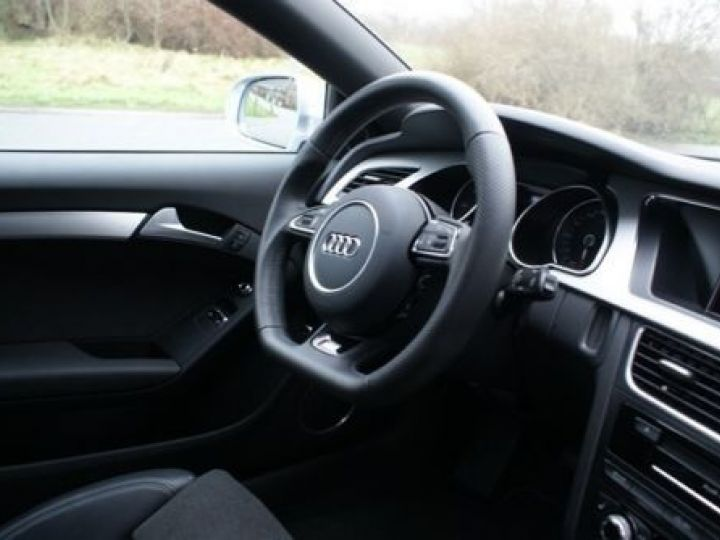 Audi A5 3.0 V6 TDI 245CH S LINE QUATTRO S TRONIC 7 GRIS  METALISEE - 4