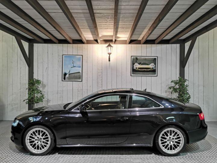 Audi A5 3.2 FSI 265 CV SLINE QUATTRO BVA Noir - 1