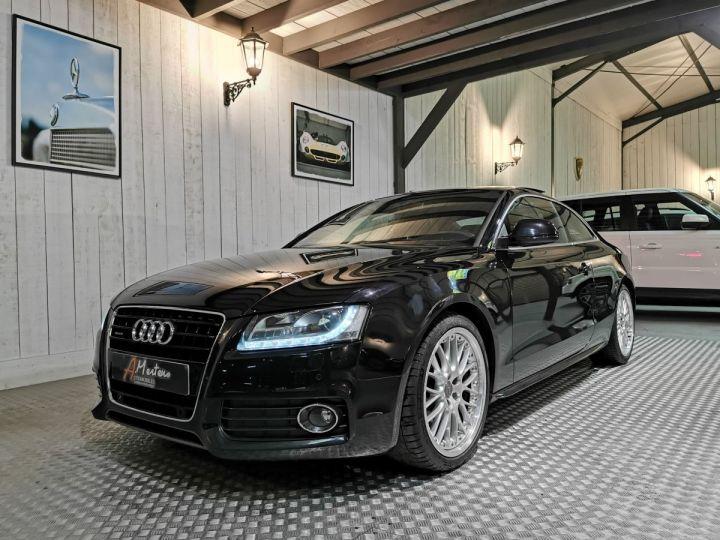 Audi A5 3.2 FSI 265 CV SLINE QUATTRO BVA Noir - 2