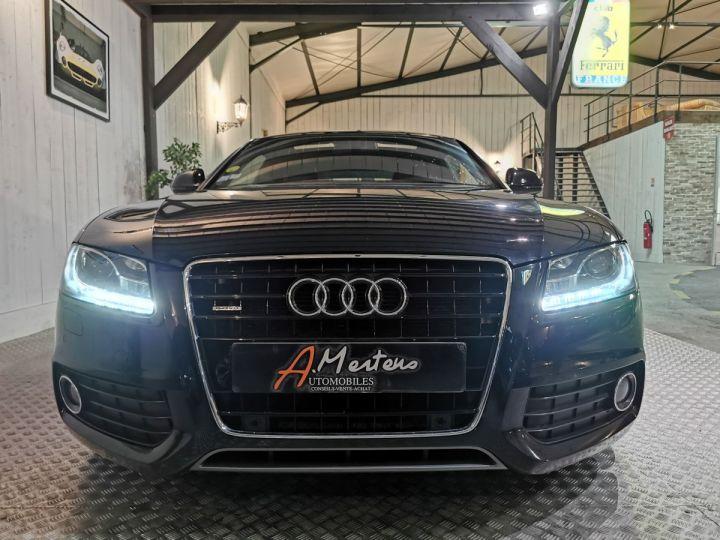 Audi A5 3.2 FSI 265 CV SLINE QUATTRO BVA Noir - 3