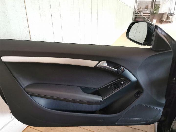 Audi A5 3.2 FSI 265 CV SLINE QUATTRO BVA Noir - 7