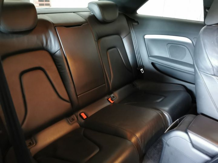 Audi A5 3.2 FSI 265 CV SLINE QUATTRO BVA Noir - 8