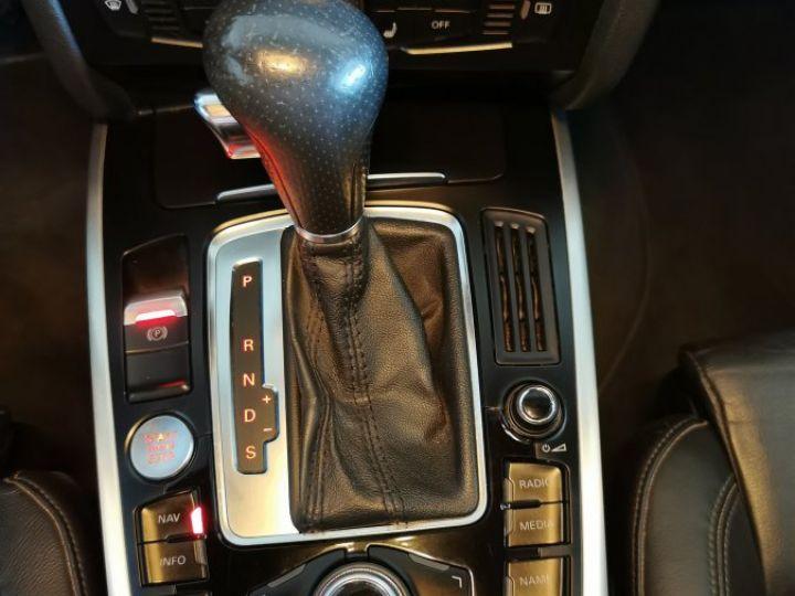 Audi A5 3.2 FSI 265 CV SLINE QUATTRO BVA Noir - 10